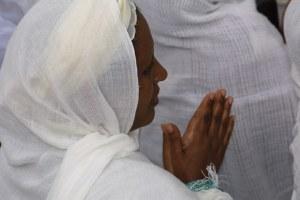 Ethiopian pilgrim